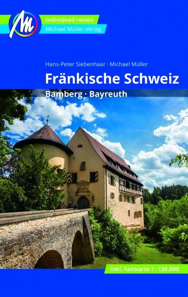 Reiseführer Fränkische Schweiz-Bamberg-Bayreuth