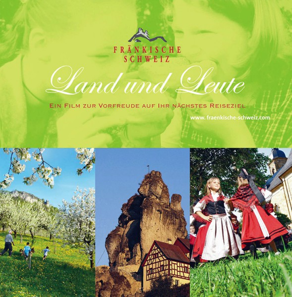 """DVD """"Land und Leute"""""""