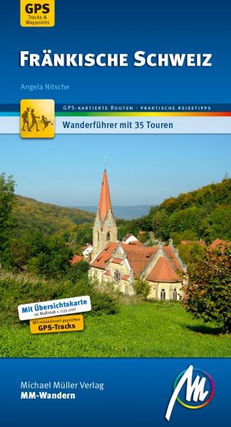 Wanderführer Fränkische Schweiz MM-Wandern