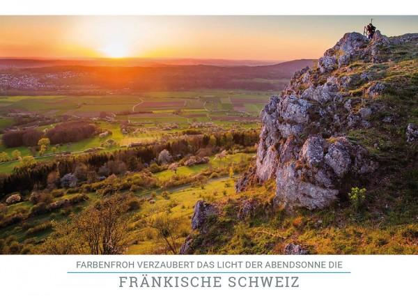 Postkartenset Fränkische Schweiz