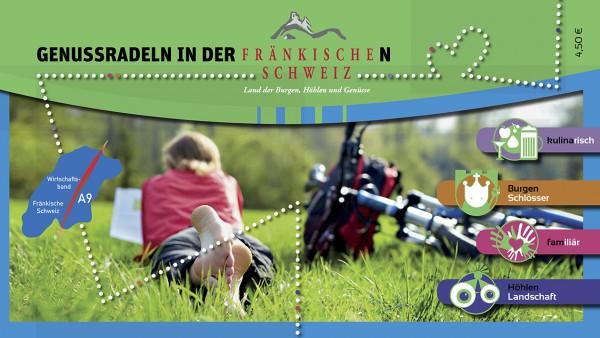 Genussradeln in der Fränkischen Schweiz