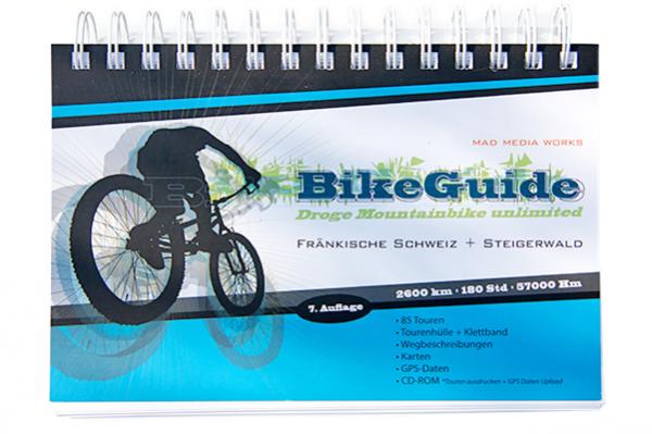 Bike Guide Fränkische Schweiz – 85 Mountainbike-Touren