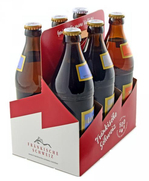 6er-Bierträger