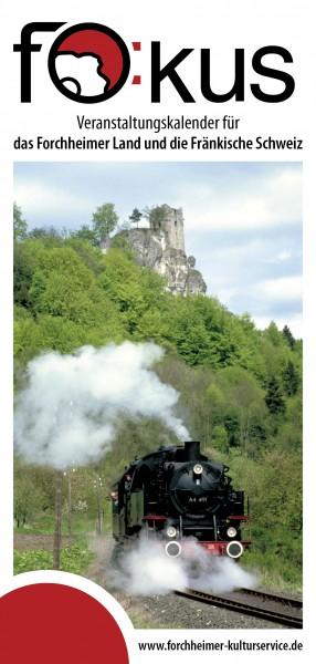 FO:KUS - Veranstaltungskalender der Fränkischen Schweiz (aktuelles Quartal)