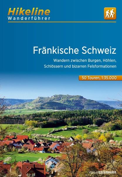 Wanderführer Fränkische Schweiz Hikeline