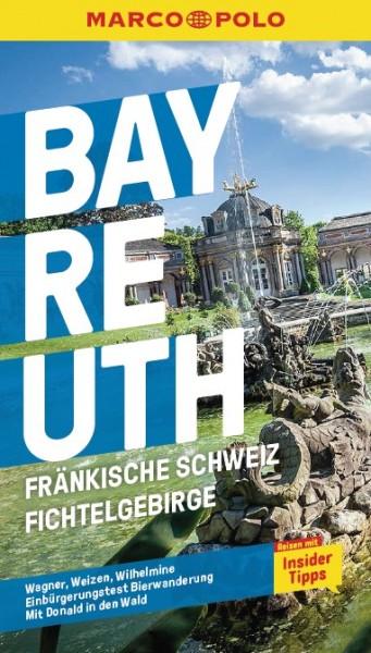 Marco Polo-Reiseführer Bayreuth-Fränkische Schweiz-Fichtelgebirge