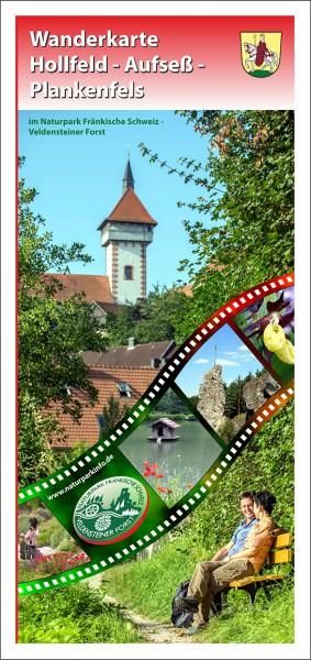Wanderkarte Hollfeld – Aufseß – Plankenfels